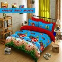 Sprei anak murah STAR Angry Bird Movie