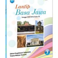 Lantip Basa Jawa kanggo SMP/MTs Kelas IX