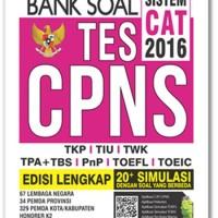 Bank Soal Tes Cpns Sistem Cat 2016 psikotes