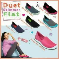 harga Sepatu Wanita Crocs Duet Skimmer Tokopedia.com