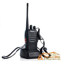 Retevis Walkie Talkie 2 Way Radio 16 Channel UHF400-470MHz 1PCS-H-777