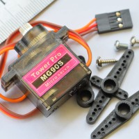 Tower Pro MG90S Metal Gear Micro Servo (TowerPro MG 90 MG90)