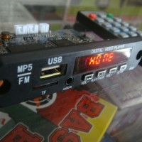 Modul Kit Digital Video Player MP3 MP4 MP5 FM USB TERMURAH