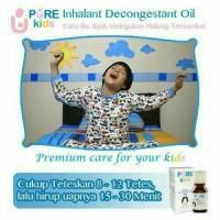 Pure Baby Inhalant Decongestant Oil Isi 10ml