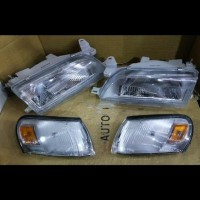 harga 212-1142-rd Headlamp Great Corolla 1992 Sd 1995 With Corner Tokopedia.com