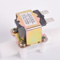 harga Dc 12v Electric Solenoid Valve Magnetic N/c Water Flow Switch 1/2