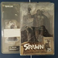 McFarlane Toys Spawn The Classic Covers Series 25 Raven Spawn