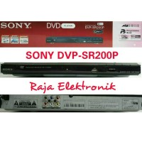 harga Dvd Player Sony Dvd-sr200p Tokopedia.com