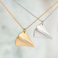 Kalung Paper Airplane Harry Styles Taylor Swift