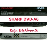 DVD PLAYER SHARP A6