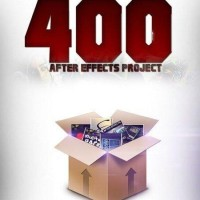 DVD Koleksi 400 After Effects Project Files and Templates