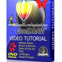Video Tutorial CorelDraw Belajar Corel Draw video + software