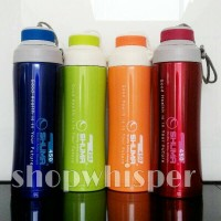 Jual SHUMA 450 mL Botol Termos Air Panas dan Dingin Stainless Good Design Murah