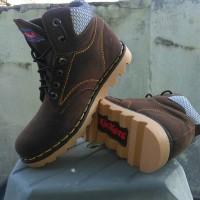 Sepatu Kulit .kickers Boot .azkashoes