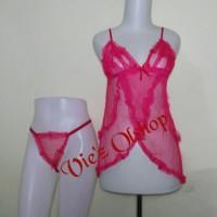 harga Lingery import lingerie sexy lingeri murah seksi + gstring Tokopedia.com
