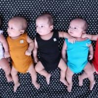 Jual singlet jumper mix / kaos dalam / singletjumper bayi Murah