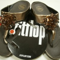 FITFLOP Blossom Brown