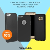 Case Anti Gravity For Iphone 5 / 5s / 6 / 6s / 6 PLUS / S7 EDGE