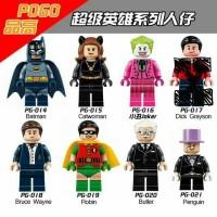 lego china X-men series Langka murah bagus merk PG