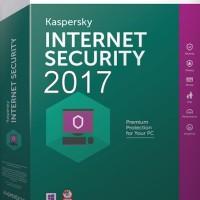 Kaspersky Internet Security 2017 for 1PC (MURAH! CEPAT! GK PAKE LAMA!)