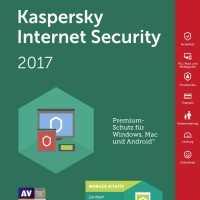 Kaspersky Internet Security 2017 for 3PC (MURAH! CEPAT! GK PAKE LAMA!)