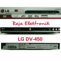 DVD PLAYER LG DV-450