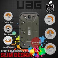 UAG Case Resistant For Samsung Galaxy S4 Urban Armor Gear - Army