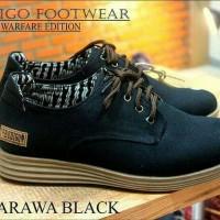 Sepatu Prodigo Ambarawa Black Original Handmade