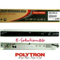 Dvd Player POLYTRON 2167G (U) USB, MP3 Dvd Polytron