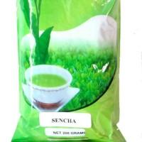 Tea senca (ocha teh hijau) @200 gram