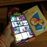 Hp Bekas Samsung Tab 4 (SM-T331) 8