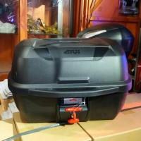 BOX MOTOR GIVI E43 NEW!!! BISA MUAT 2 HELM !!!