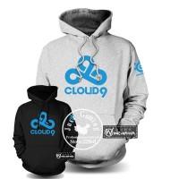 Hoodie Cloud 9 Dota 2 Game