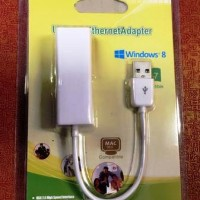 Kabel Usb Lan Adapter Usb To Ethernet Rj45 Converter