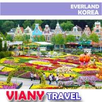Everland Resort : Korea