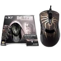 harga Mouse Gaming A4tech F7 Xl-747 Macro Tokopedia.com