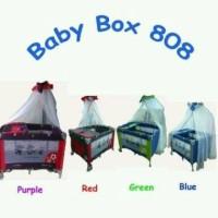 BOX CREATIVE 808 TEMPAT TIDUR BAYI RANJANG BARU DAN MURAH