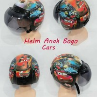 helm bogo anak laki-laki