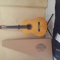 Jual Gitar yamaha c 315 original plus softcase Murah