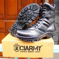 Sepatu PDL - Sepatu Boot Pria - Merk Ciarmy Type C-020 J