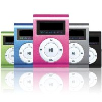 Mp3 Mini LCD Media Player Mp3 Player Mini Keren Audio Player