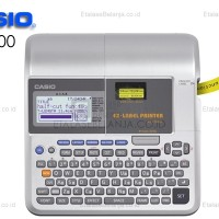 Jual printer label Casio KL-7400 Murah
