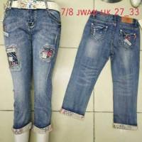 LS celana import 7/8 J WAN