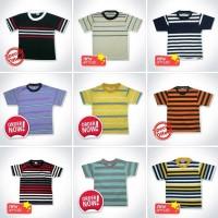 Jual Kaos Salur Anak / Striped Kids Shirt Murah