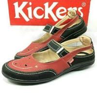 sepatu sandal wanita kickers women