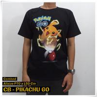 Jual Kaos Pokemon Go