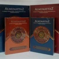 Al Quran Terjemahan / Transliterasi per Kata dan Tajwid Warna (Uk. A4)
