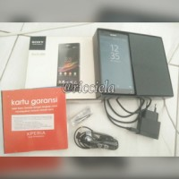 Sony Xperia ZL c6502 Second Hitam