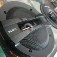 SPEAKER COAXIAL 6,5' SONY XPLOD 3 way MANTAP 260W JERNIH