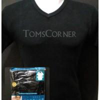 Jual Pakaian dalam pria / Kaos Oblong Gt man hitam | celana dalam Gtman Murah